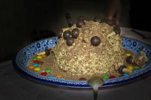 "торт ""Муравейник"""
