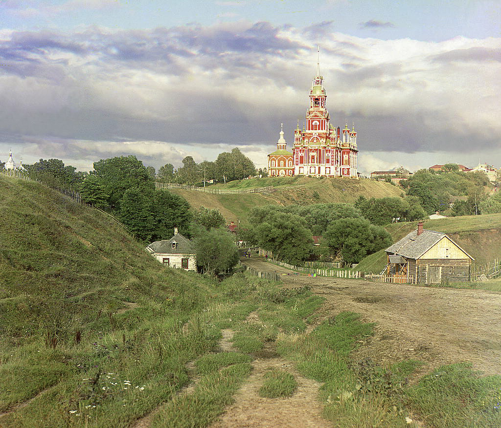 Собор святого Николая в Можайске
