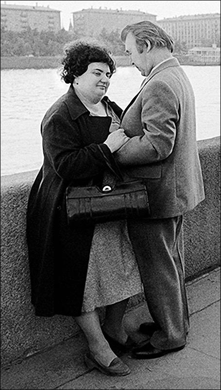 """Серия """"Поцелуй"""", Женская сумка. 1983"""