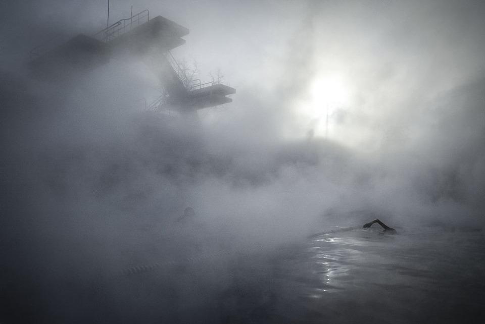 Бассейн Чайка.С.Пономарев