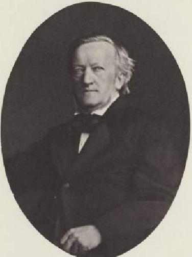 Рихард Вагнер. Альберт Йозеф. 1864