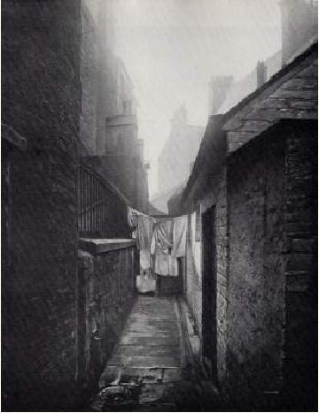 Томас Аннан. Улочки Глазго. 1868-1877.