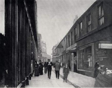 Томас Аннан. Улочки Глазго1. 1868-1877.