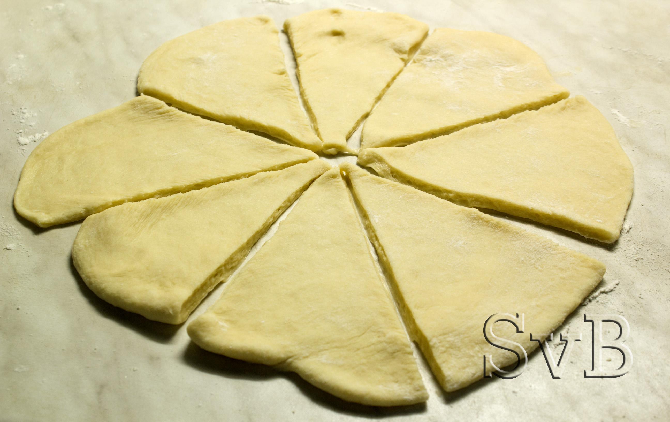 Как сделать вареное тесто