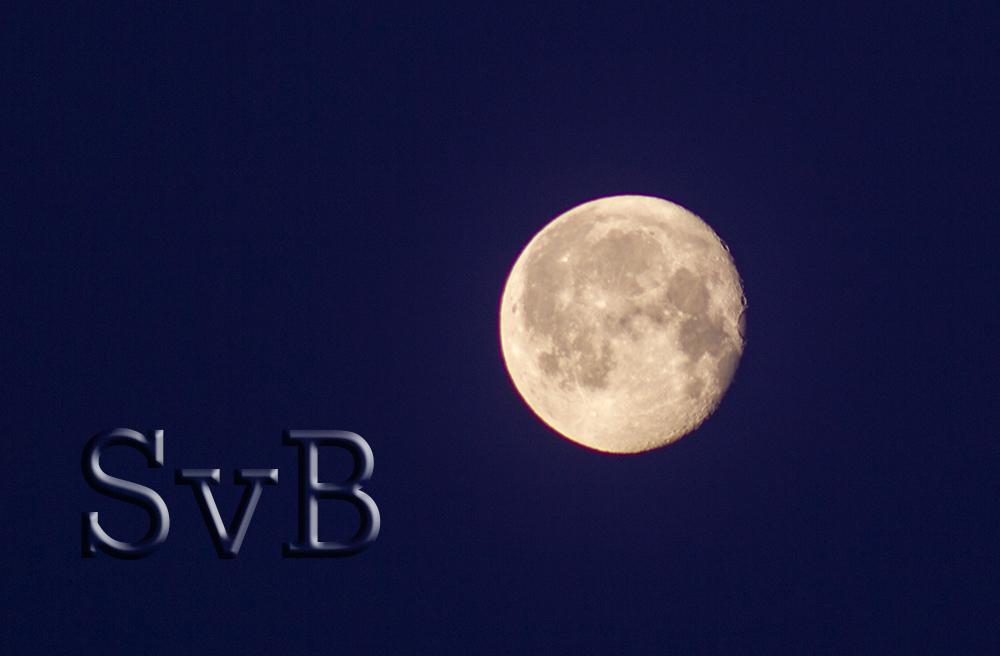 Фотографии Луны