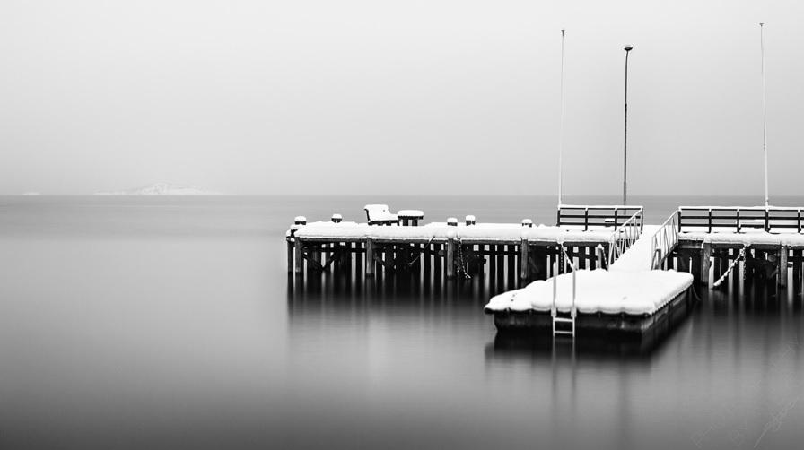 Гавань Harstad.Фотография Стивен Нильсен