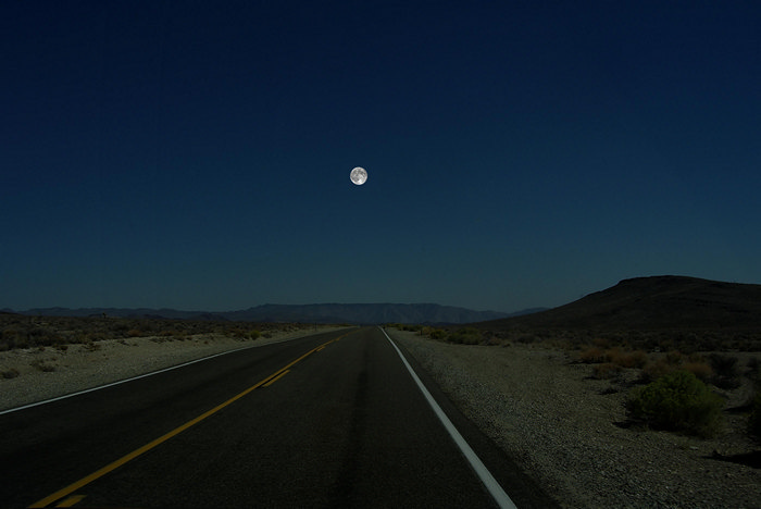Рон Миллер. Луна