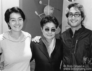 Йоко Оно, Шон Леннон, Киоко, 1998