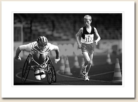 Спортивные фотографии. Michael Weber.