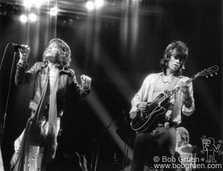 Мик Джаггер и Кит Ричардс, 1972