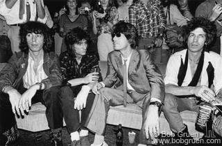 Rolling Stones & Wyman, Bill & Wood, Ronnie & Jagger, Mick & Ric