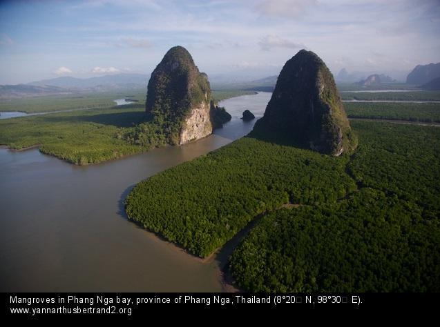 Залив Панг Нга, Таиланд