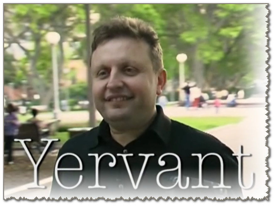 Свадебный фотограф Yervant