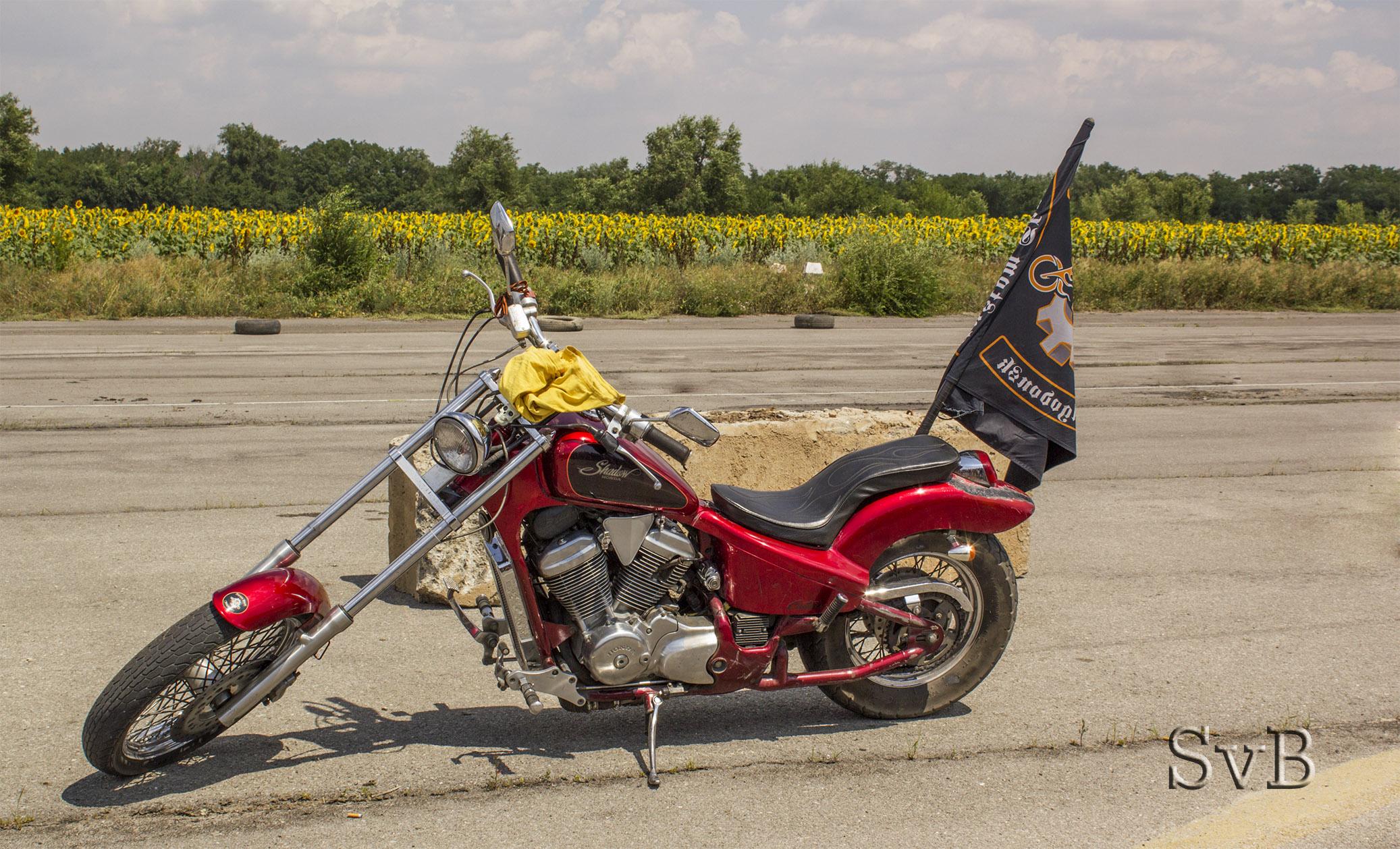 фотография мотоцикла